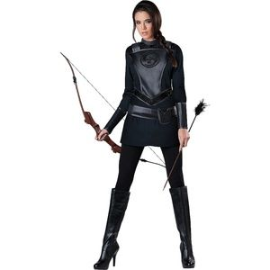 Warrior Huntress women's Halloween Costume szS